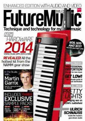 ������ - Future Music Issue 276 March 2014 (PDF/ENG) + DVD Content