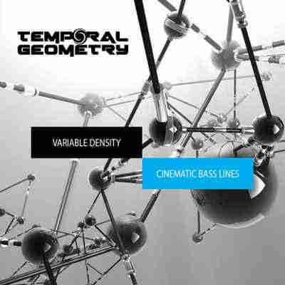 ������ cinematic - Temporal Geometry Variable Density Cinematic Bass Lines (WAV)