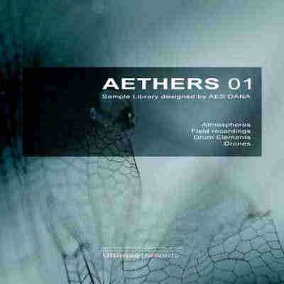 сэмплы ambient - Aes Dana Aethers 01 Sample Library