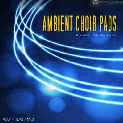 сэмплы ambient / chillout - Nano Musik Loops Ambient Choir Pads (WAV/REX/MIDI)