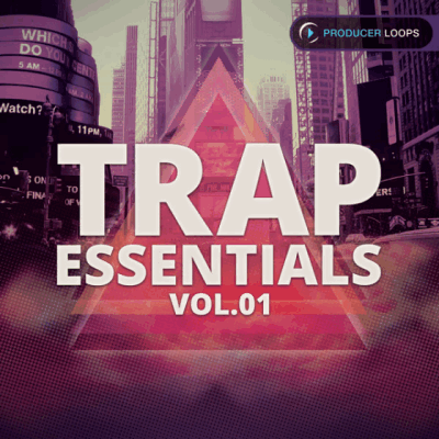 сэмплы trap - Producer Loops Trap Essentials Vol 1