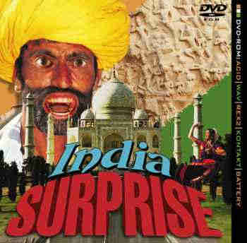 сэмплы перкуссии - Discovery Sound India Surprise
