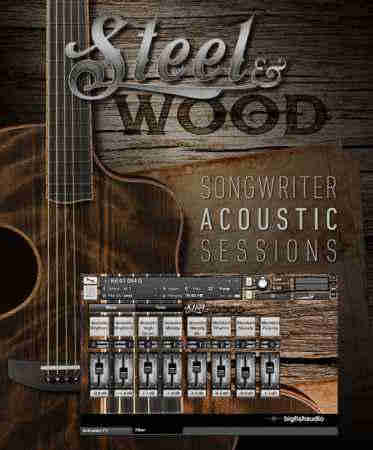 Big Fish Audio Steel and Wood Songwriter Acoustic Sessions (KONTAKT)