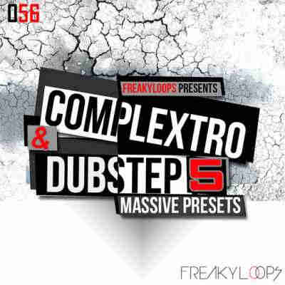 ������� ��� Massive - Freaky Loops Complextro and Dubstep Vol.5