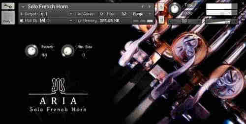 ARIA Sounds Solo French Horn (KONTAKT) - ���������� ������� ��������