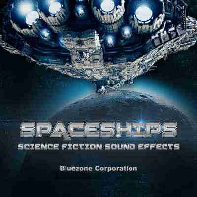 звуковые эффекты -  Bluezone Corporation Spaceships: Science Fiction S