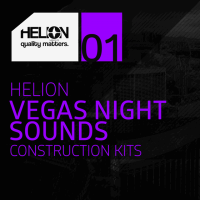 сэмплы electro / progressive - Helion Samples Vegas Night Sounds Vol.1 (WAV/MIDI)