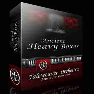 Taleweaver Orchestra Ancient Heavy Boxes (KONTAKT)