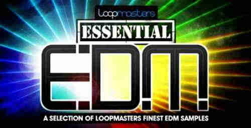 сэмплы electro / progressive - Loopmasters Presents Essentials 34 EDM