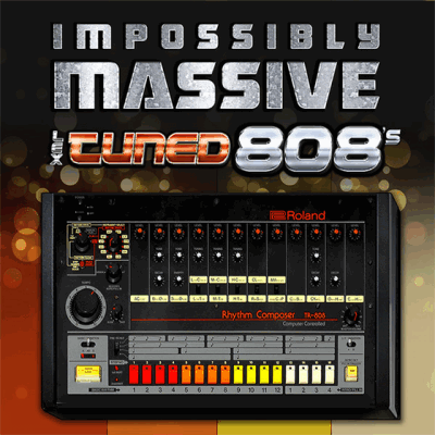 сэмплы dirty south - Platinum Audiolab Impossibly Massive Lex Tuned 808s