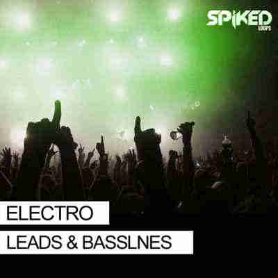 сэмплы electro / progressive - Spiked Loops Electro Leads and Basslines (WAV)