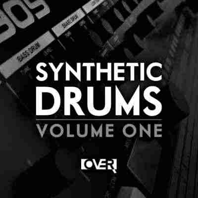 сэмплы ударных - Over Samples Synthetic Drums Vol.1 (WAV/Ableton)
