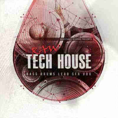 сэмплы tech house - Delectable Records Raw Tech House (WAV)