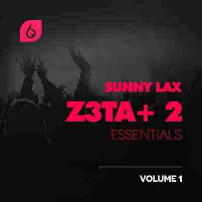 ������� ��� Z3TA+ 2 - Freshly Squeezed Samples - Sunny Lax Z3TA+ 2 Essentials Volume 1