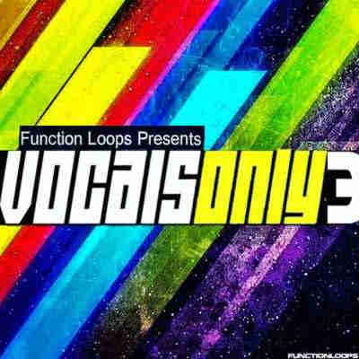������ ������ - Function Loops Vocals Only 3 (WAV/MIDI)