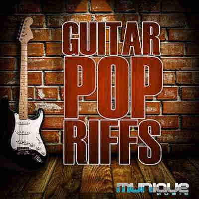 сэмплы гитары - Munique Music Guitar Pop Riffs (WAV)