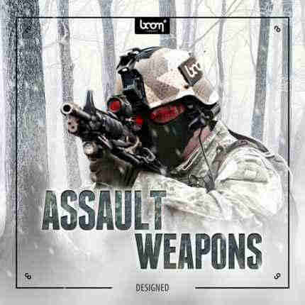 Boom Library Assault Weapons Bundle (WAV) - звуки оружия