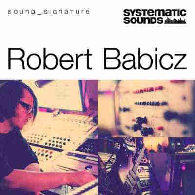 сэмплы techno - Systematic Sounds Robert Babicz Sound Signature
