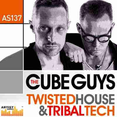 сэмплы tech house - Loopmasters The Cube Guys Twisted House and Tribal Tech
