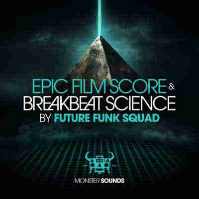 сэмплы breaks - Monster Sounds Future Funk Squad Epic Sound Score and Breakbeat Science