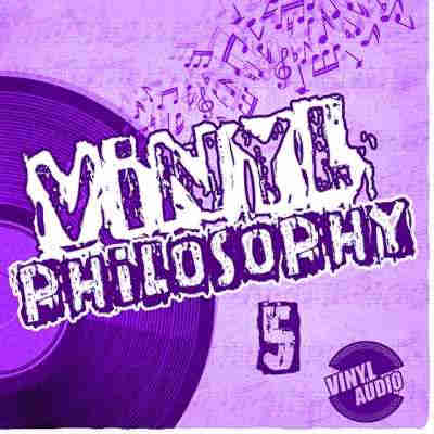сэмплы hip hop - Vinyl Audio Vinyl Philosophy 5 (WAV)