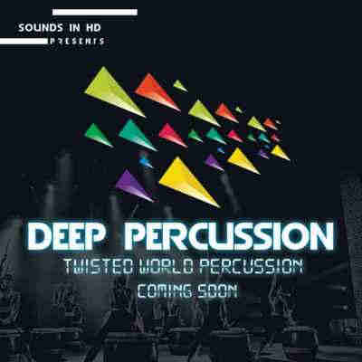 ������ ������� - Sounds in HD Deep Percussion (WAV)