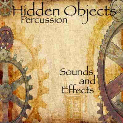 сэмплы перкуссии - Sounds And Effects Hidden Objects Percussion (WAV)