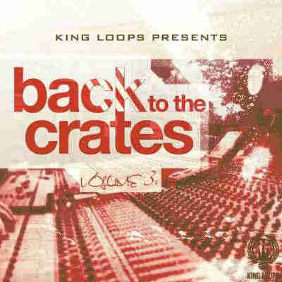 ������ hip hop -  King Loops Back To The Crates Vol.3 (WAV)
