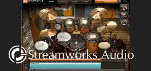 ����� �������� - Streamworks Audio Getting Started with EZDrummer 2 (ENG)