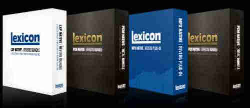 Lexicon Native Reverb and Effects Bundle (MacOSX) - набор плагинов