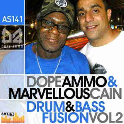 сэмплы dnb - Loopmasters Dope Ammo and Marvellous Cain Drum and Bass Fusion Vol.2