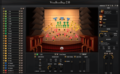 Parallax-Audio VirtualSoundStage Pro v2.0 x86 x64 (Win/OSX)