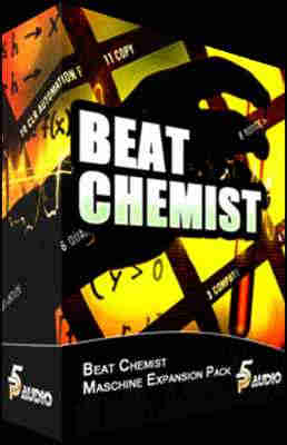сэмплы hip hop - Beat Chemist Sample Pack For Maschine 2.0