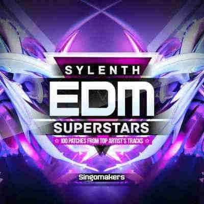 пресеты для Sylenth1 - Singomakers Sylenth EDM Superstars