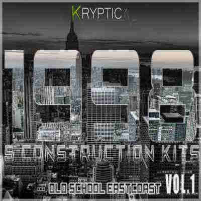 сэмплы hip hop - Kryptic 1998 Vol.1 (WAV/MIDI)
