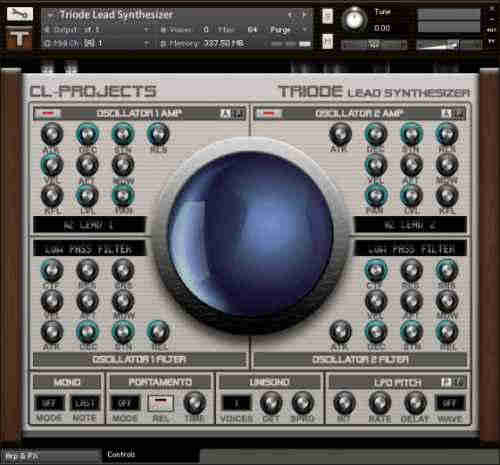 CL-Projects Triode (KONTAKT)