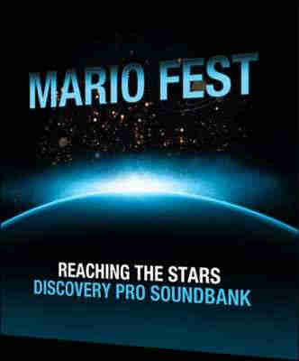 пресеты для discoDSP Discovery Pro - discoDSP Mario Fest Reaching The Stars
