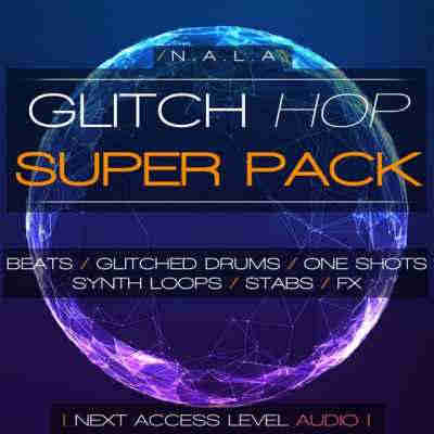 сэмплы glitch hop - Premier Sound Bank Glitch Hop Superpack (WAV)