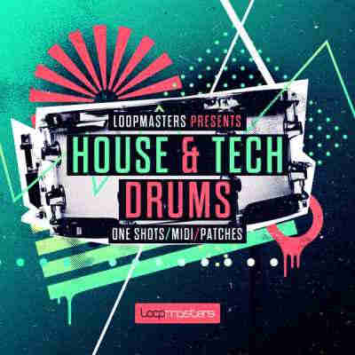 сэмплы house / techno - Loopmasters House and Tech Drums