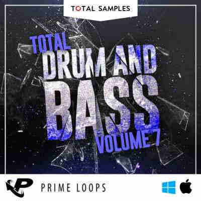 сэмплы dnb - Prime Loops Total Samples - Total Drum and Bass Vol.7