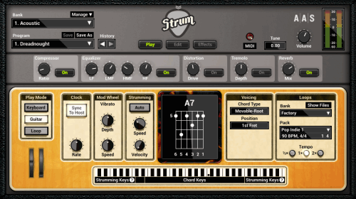 Applied Acoustics Systems Strum GS-2 v2.0.0 (Win/OSX) - ����������� ������