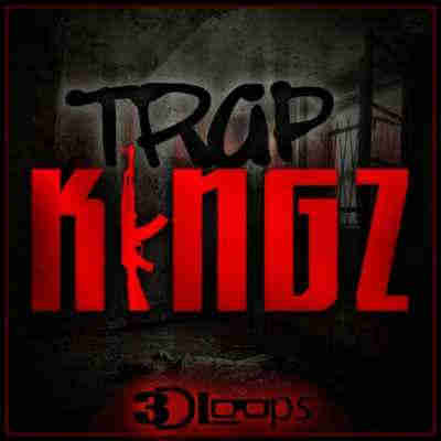 сэмплы trap - 3D Loops Trap Kingz