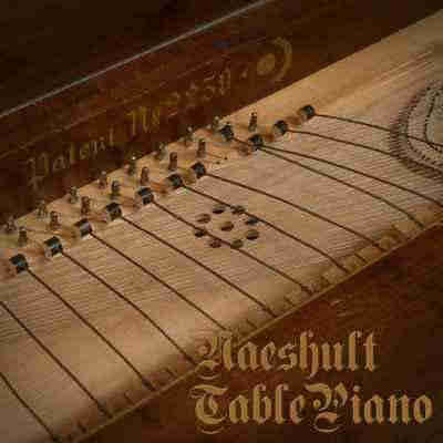 Precisionsound Naeshult Table Piano (KONTAKT/EXS24)