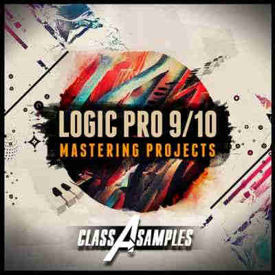 ������� ��� Logic Pro - Class A Samples Logic Pro 9 and 10 Mastering Projects