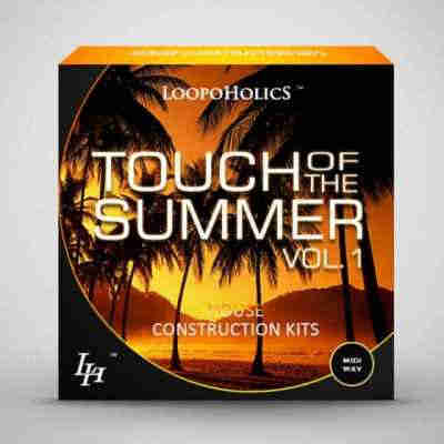 сэмплы house - Loopoholics Touch Of The Summer Vol.1 House Construction Kits (WAV/MIDI)