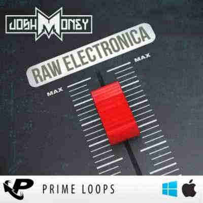 сэмплы electronica - Prime Loops Josh Money Raw Electronica