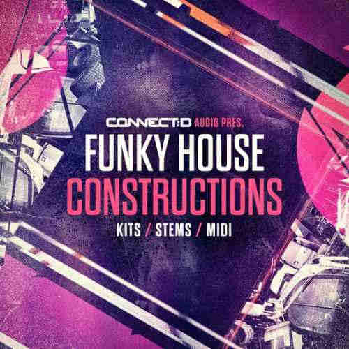 House connectd audio funky house constructions for House music midi