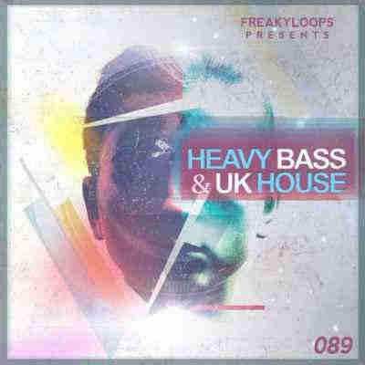 сэмплы house / garage - Freaky Loops Heavy Bass and UK House (WAV)