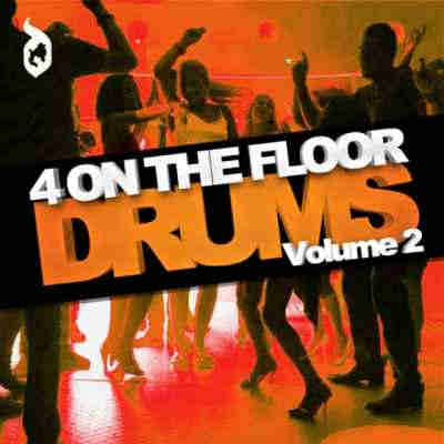 ������ ������� - Delectable Records 4 On The Floor Drums Vol.2