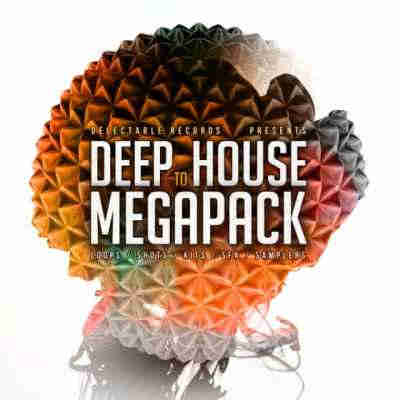 сэмплы deep house - Delectable Records Deep To House Mega Pack